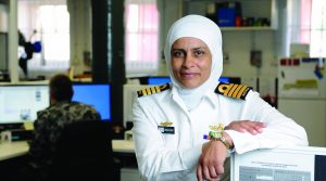 Meet Captain Mona Shindy