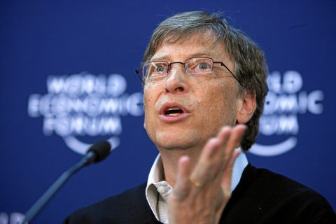Bill Gates recommended this book. Now it's No. 1 on Amazon