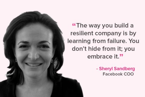 How to lead like Facebook COO Sheryl Sandberg