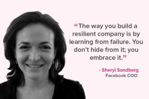 How to lead like Facebook COO Sheryl Sandberg