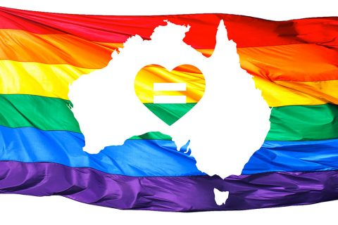 Australia votes 'yes' to marriage equality