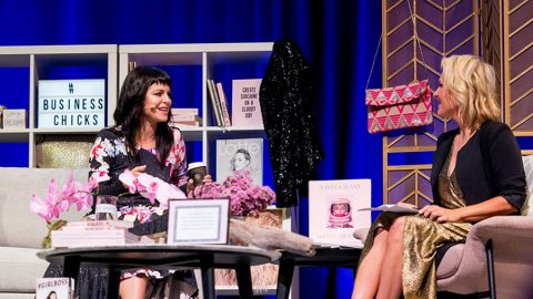 9 lessons from Sophia Amoruso's Business Chicks tour