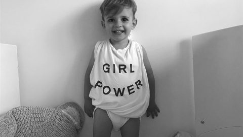 How I'm raising a feminist son