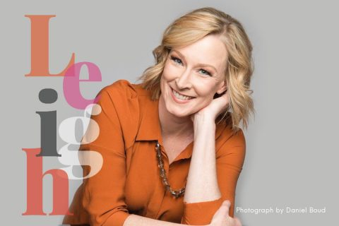 You're invited to breakfast with Leigh Sales