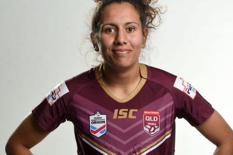 Meet Tallisha Harden, one of the NRLW's first female Premiership players