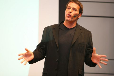 6 lessons from 50hrs with motivational guru Tony Robbins