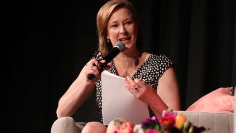 Leigh Sales: 'Walk towards what you fear, it's what fills you with growth.'
