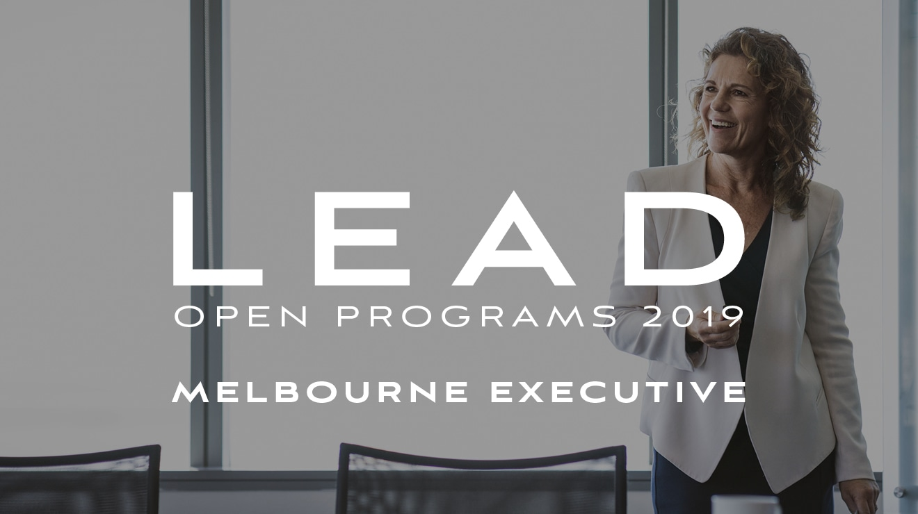 LEAD EXECUTIVE PROGRAM