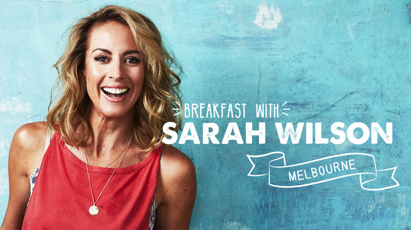 A LIFE OF MEANING: BREAKFAST WITH SARAH WILSON