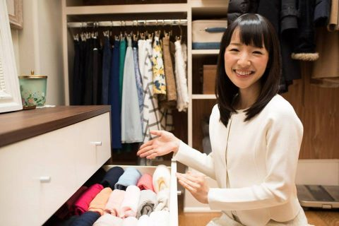 How you can apply the Marie Kondo mentality to your work life